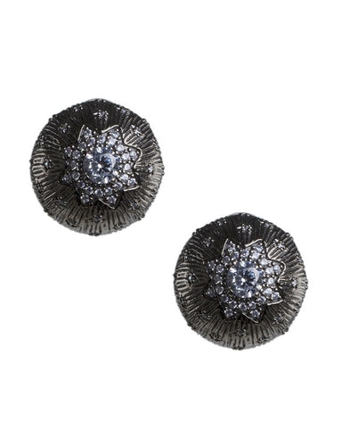 Starburst Dome Earrings