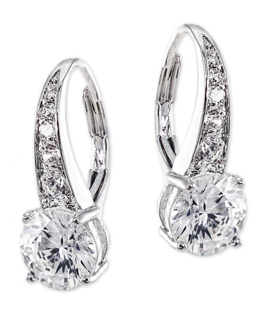Victorian Round Peirced Earring
