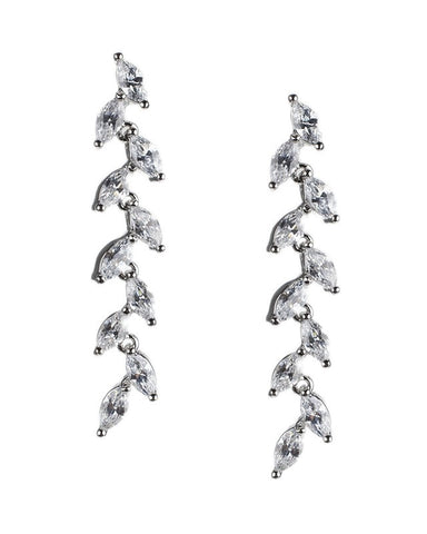 Marquise Vine Earrings