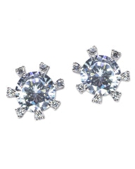 Art Deco Stud Earring