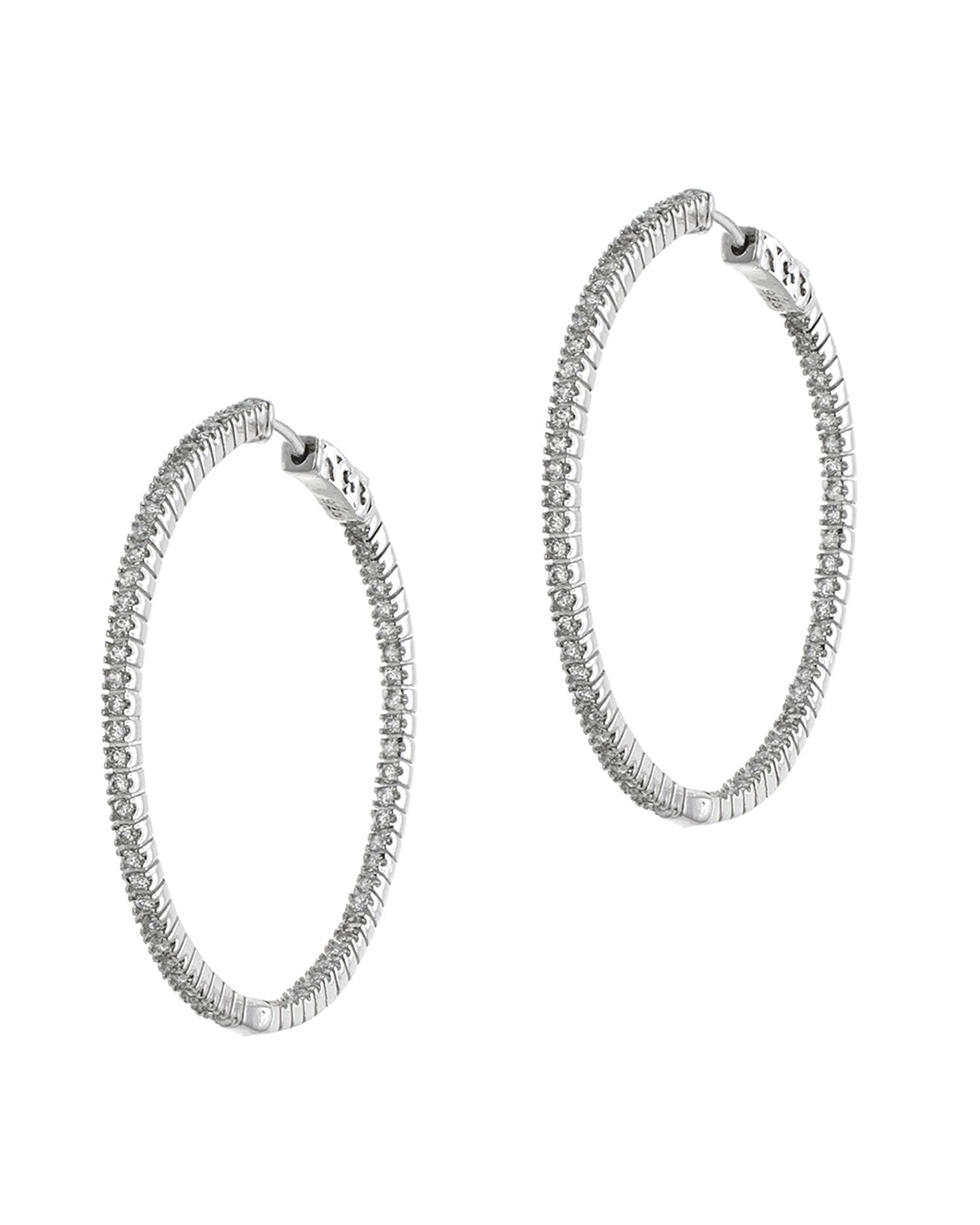 Bella Hadid 2016 - Bella Inside Out Hoop Earring