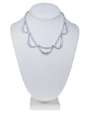 Graduated Draped Necklace