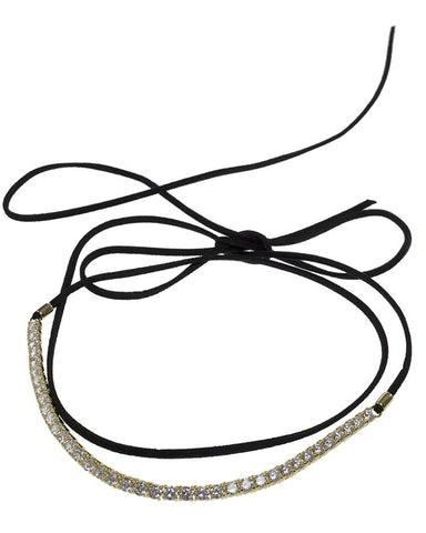 Tennis Wrap Choker