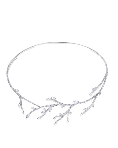 Branch Collar Necklace