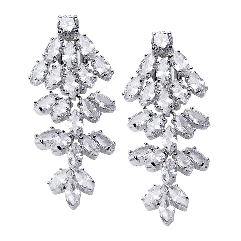 Marquise Waterfall Earrings