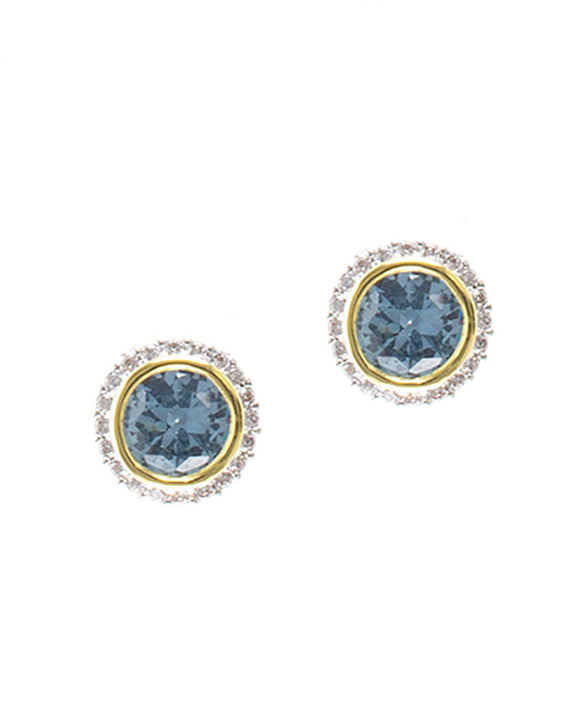 Birthstone Earrings March