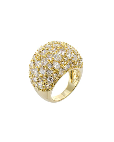 Pasha Domed Ring