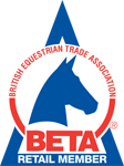 4Equine.com is a British Equestrian Trade Association member