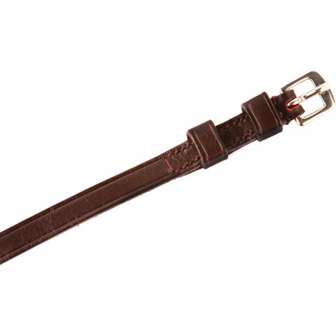 The HyCLASS Plain Spur Straps from HyCLASS, available at 4Equine.com