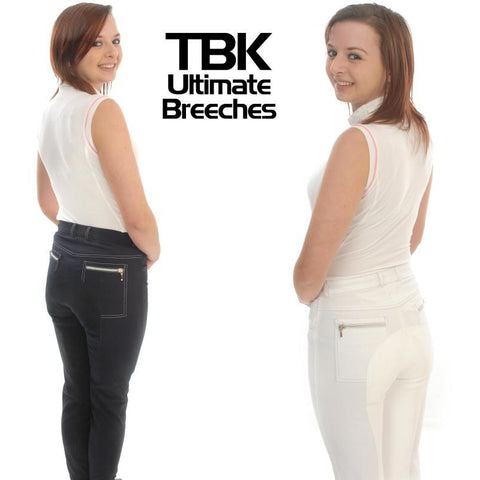 TBK Ultimate Full Seat Breeches