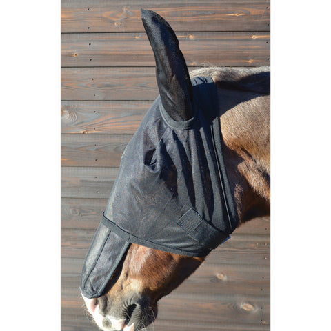 4Equine.com - Hy Fly Mask With Sunshield & Ears
