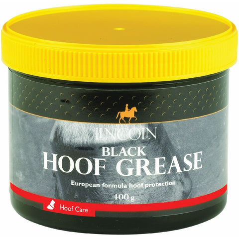 4Equine.com - Lincoln Black Hoof Grease