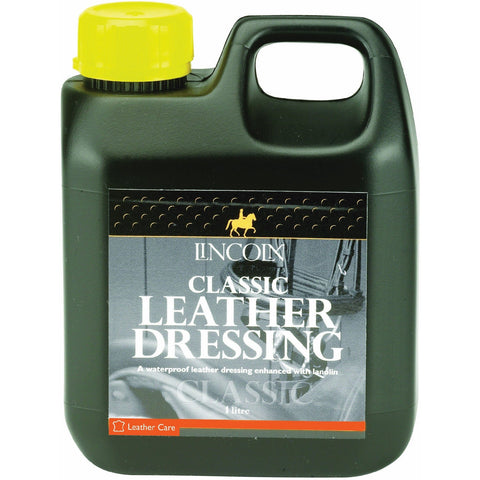 4Equine.com - Lincoln Classic Leather Dressing