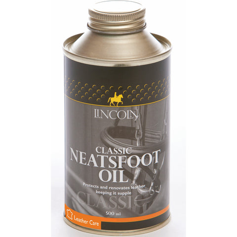 4Equine.com - Lincoln Classic Neatsfoot Oil