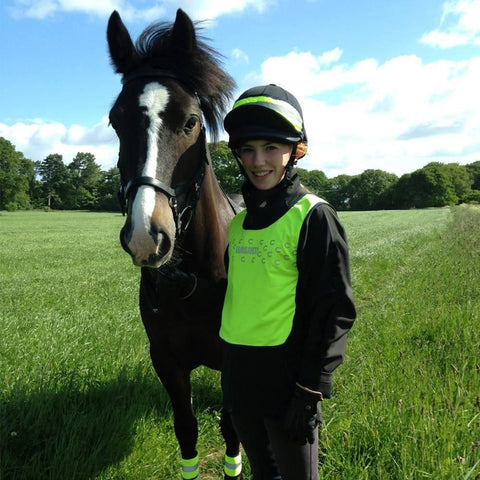 The Equisafety Eco Range Childs from Equisafety, available at 4Equine.com