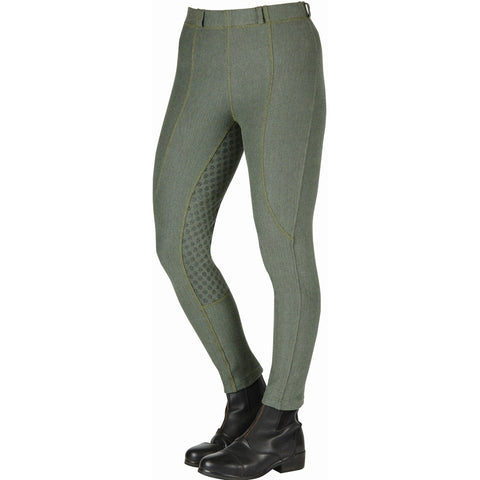 The Dublin Performance Warm-It Gel Riding Tights Ladies from Dublin, available at 4Equine.com