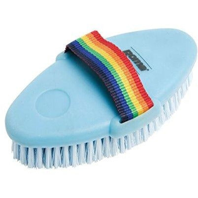 Roma 2 Tone Plastic Body Brush