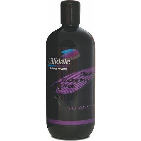4Equine.com - Lillidale Cooling Body Wash