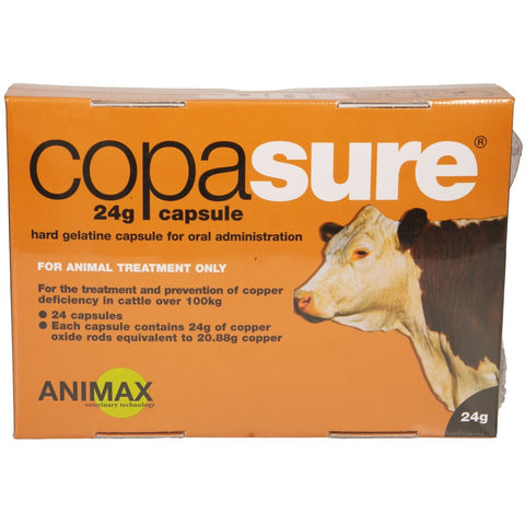 Animax Copasure 24G Capsules For Cattle