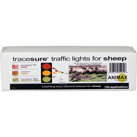 Animax Tracesure Traffic Lights For Sheep