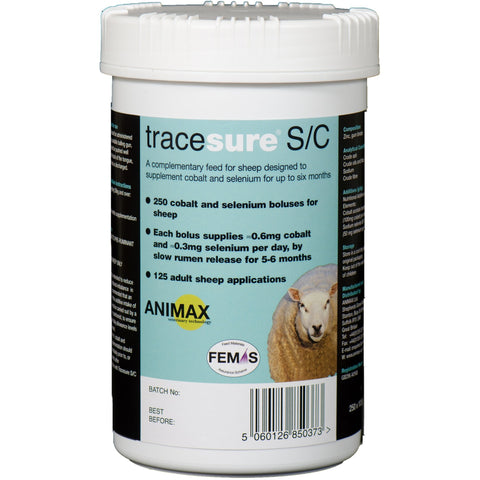 Animax Tracesure S/C Bolus For Sheep