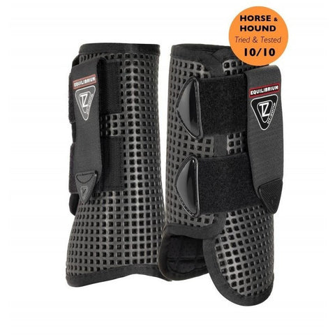 The Equilibrium Tri-Zone Allsport Boot from Equilibrium Products, available at 4Equine.com
