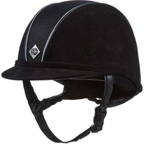 The Charles Owen Ayr8 Custom from Charles Owen, available at 4Equine.com