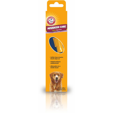Arm & Hammer Finger Toothbrush
