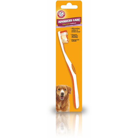 Arm & Hammer Rubber Bristle Toothbrush