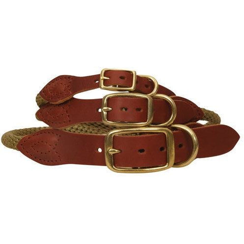 Country Pet Luxury Rope Collar
