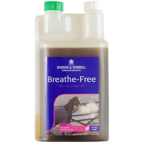 Dodson & Horrell Breathe-Free Liquid