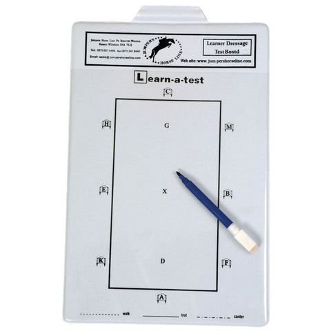 Stable Kit Learn A Dressage Test