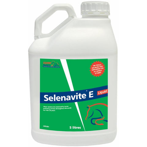 Equine Products Selenavite E Liquid