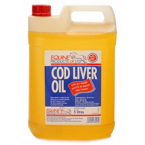 Equine Products Cod Liver Oil