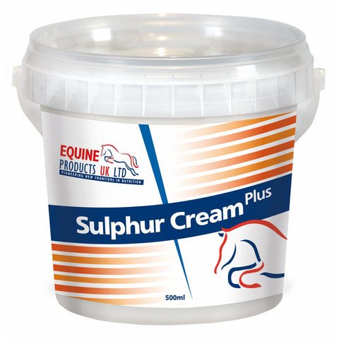 Equine Products Sulphur Cream Plus