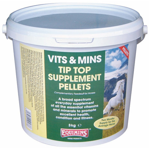 Equimins Tip Top Supplement Pellets