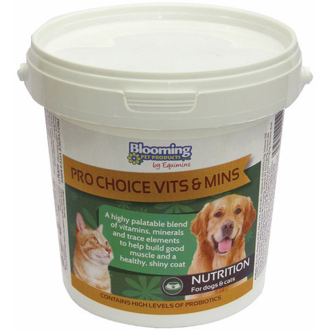 Equimins Blooming Pet Pro Choice Vits & Mins