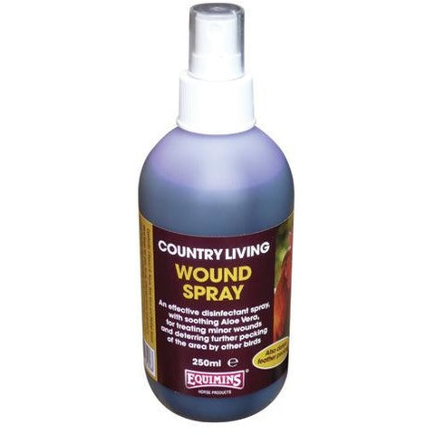 Equimins Country Living Wound Spray