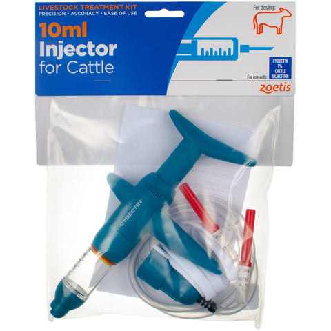 Zoetis Cattle Injector
