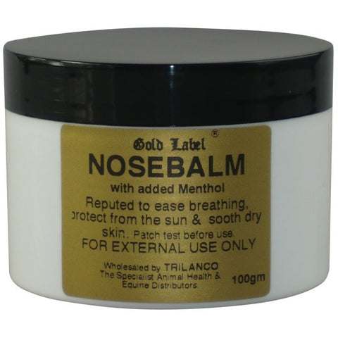 Gold Label Nosebalm