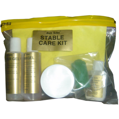 Gold Label Stable Care Kit