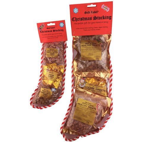 Gold Label Christmas Stocking Treat Spectacular