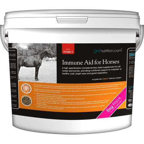 Gwf Immune Aid For Horses