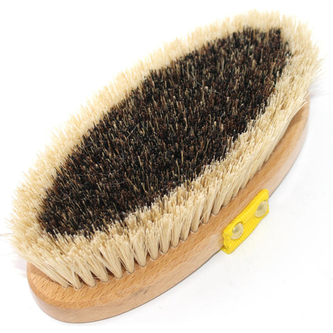 Equerry Body Brush Medium Mexican Fibre