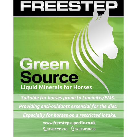 Freestep Green Source