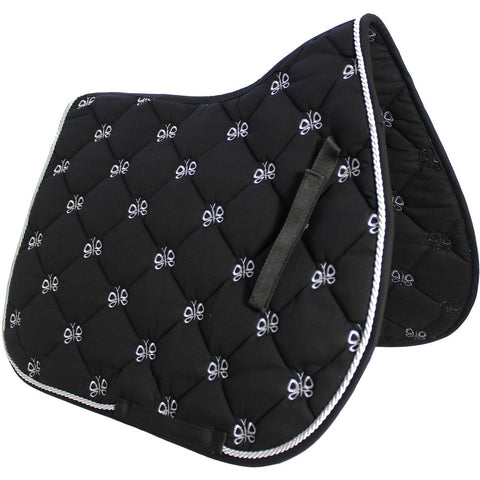 The JHL Butterfly Saddlepad from JHL, available at 4Equine.com