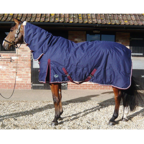 The JHL Heavyweight Stable Combo Rug from JHL, available at 4Equine.com