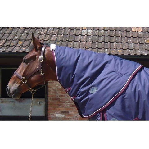 The JHL Heavyweight Stable Neck Cover from JHL, available at 4Equine.com