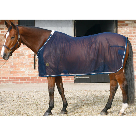 The Mark Todd Mesh Cooler from Mark Todd, available at 4Equine.com