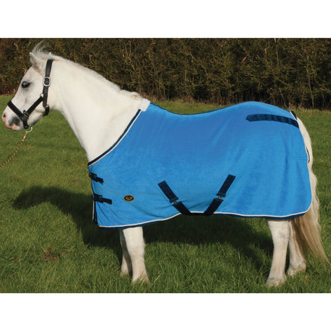 The Mark Todd Pony Fleece Rug from Mark Todd, available at 4Equine.com